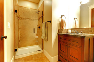 Glass Shower Doors Vs Traditional Curtains