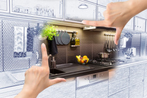 Creating a Kitchen With Personality - House of Mirrors - Custom Glass Calgary